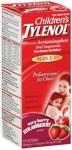 Children's Tylenol berry flavored