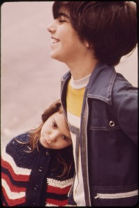 US National Archives kids